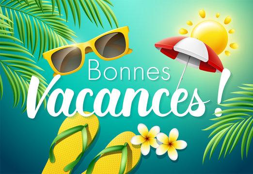 C'est les vacances !!!